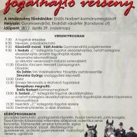 Fogathajto_2012_plakat_A3
