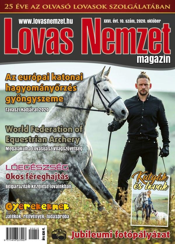 Októberi címlapunk